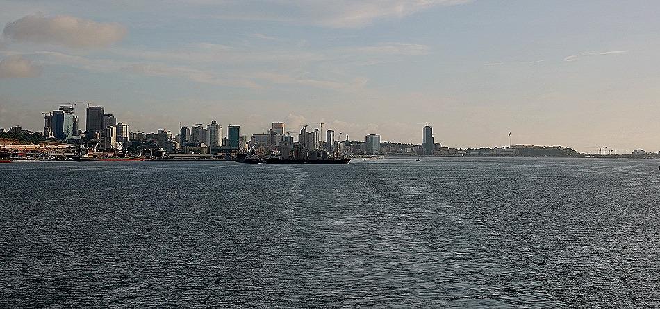 134. Luanda, Angola