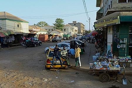 146. Banjul, The Gambia