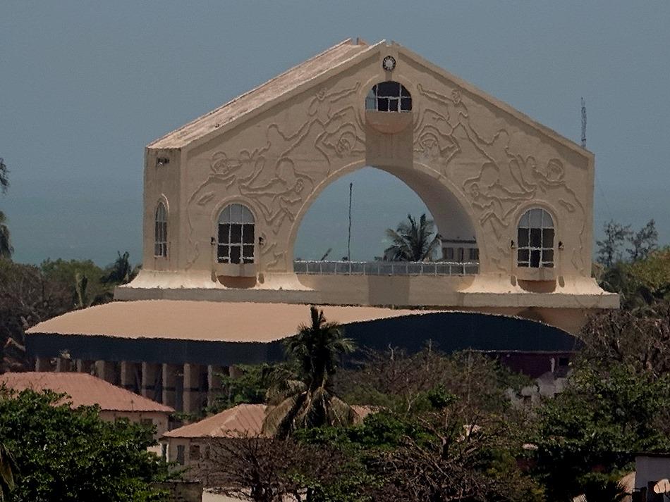 161. Banjul, The Gambia