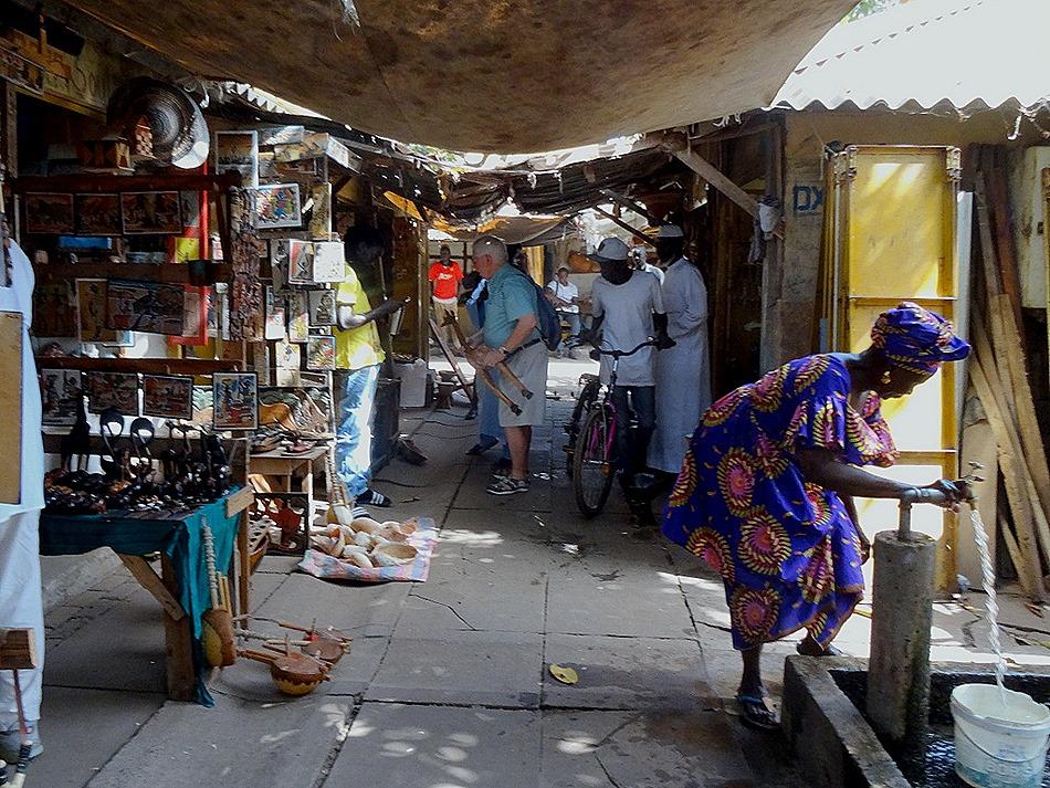 20. Banjul, The Gambia
