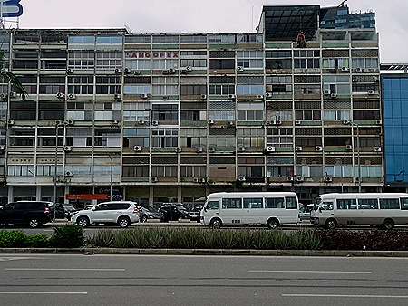 21. Luanda, Angola