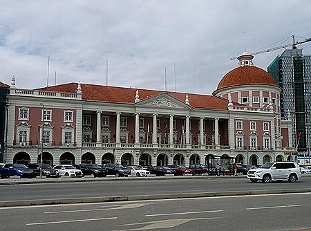 22. Luanda, Angola