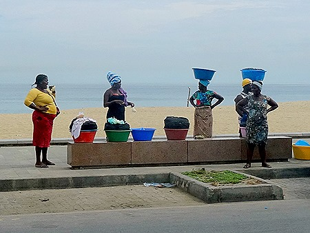 30. Luanda, Angola