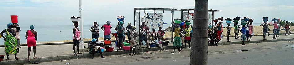 32. Luanda, Angola