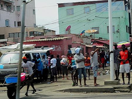 36. Luanda, Angola