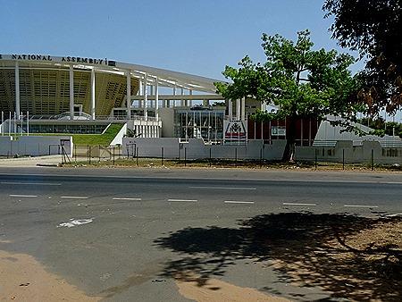 44. Banjul, The Gambia