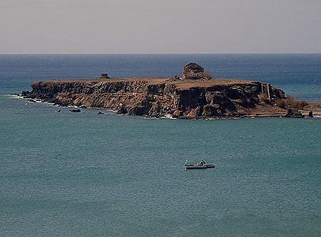 44. Praia, Cabo Verde