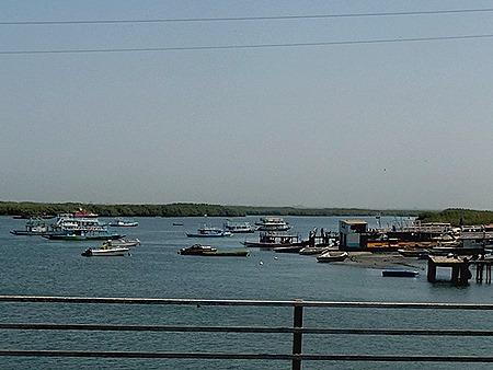 45. Banjul, The Gambia