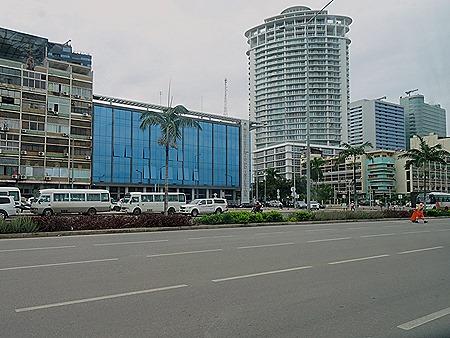 5. Luanda, Angola