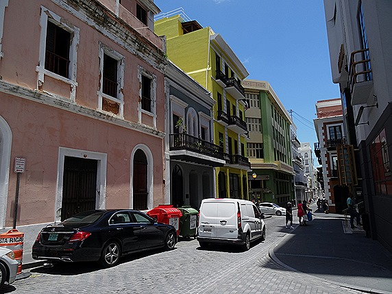 58. San Juan, Puerto Rico
