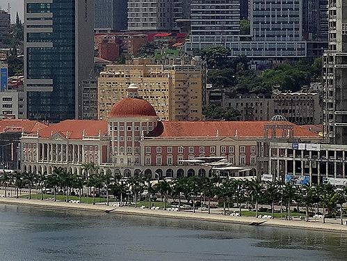 72b. Luanda, Angola