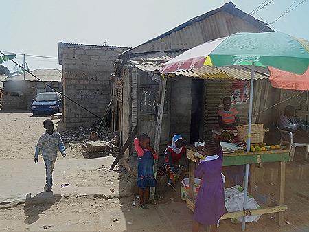 82. Banjul, The Gambia