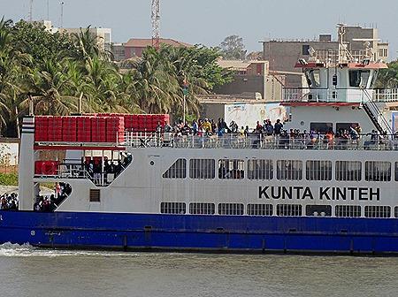 9. Banjul, The Gambia