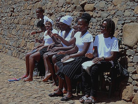 99. Praia, Cabo Verde