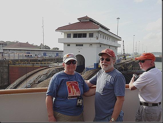 Rick & Mary at Gatun