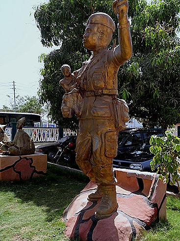 41. Banjul, The Gambia