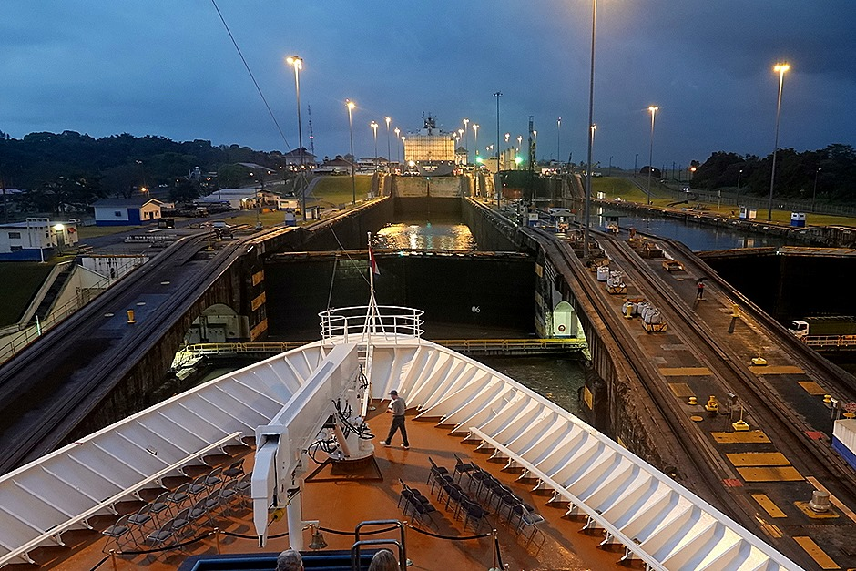 1. Panama Canal (RX10)