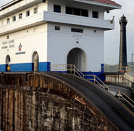1. Panama Canal