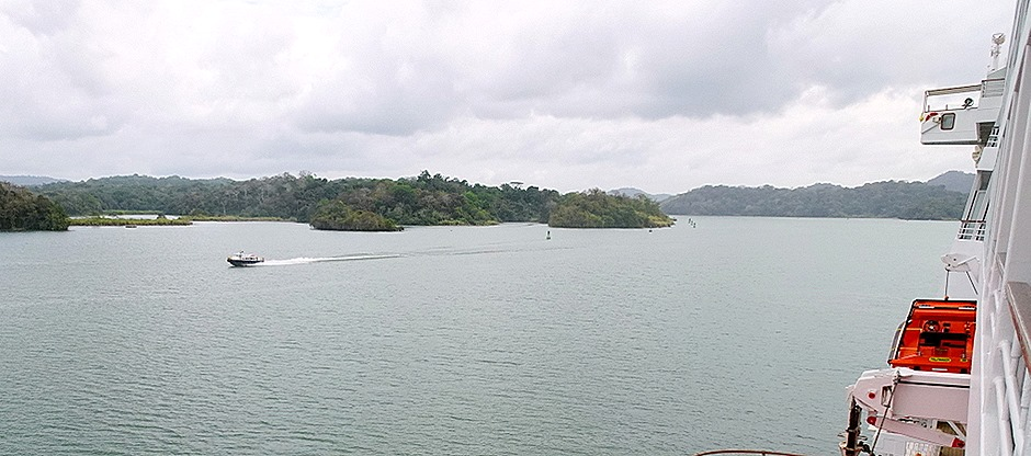 18. Panama Canal
