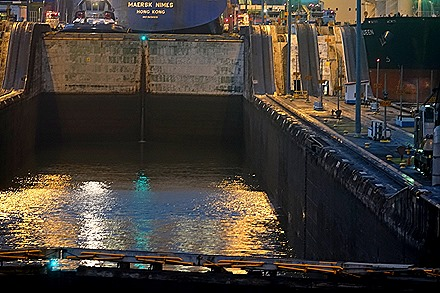 2. Panama Canal (RX10)