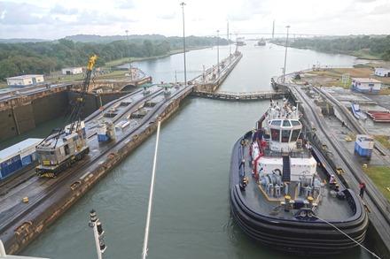 23. Panama Canal (RX10)