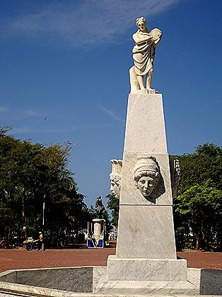 25. Santa Marta, Colombia