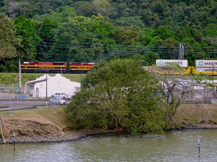 26. Panama Canal