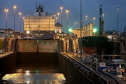 3. Panama Canal (RX10)