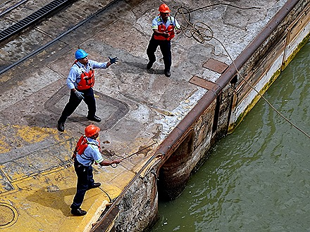 34. Panama Canal