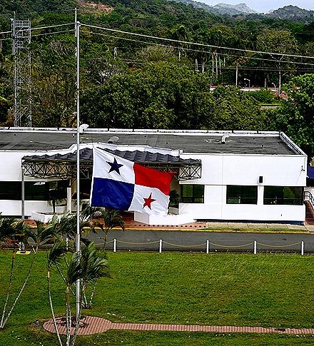 36. Panama Canal