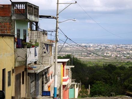 4. Manta, Equador