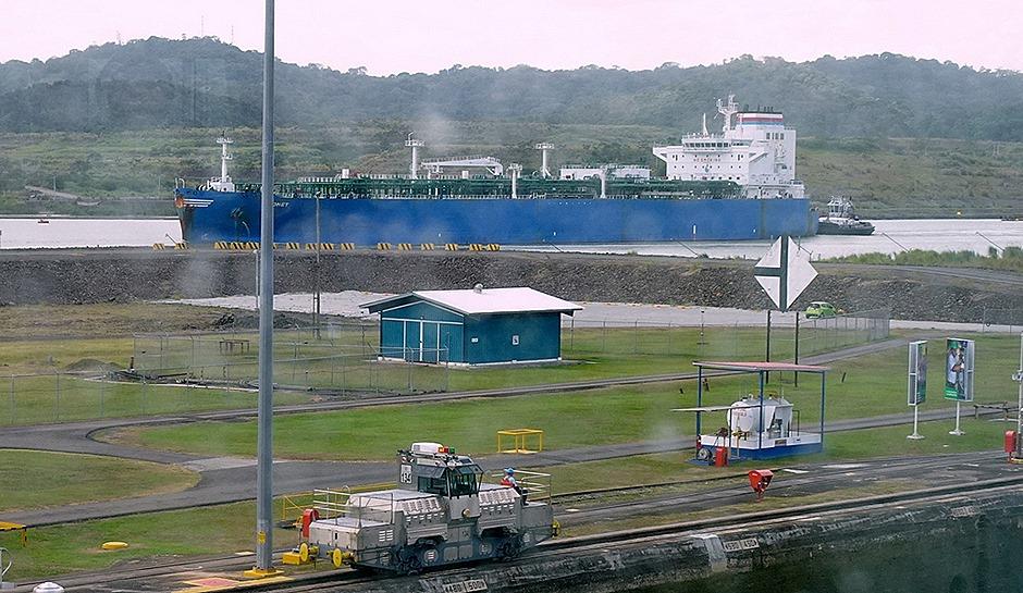 40. Panama Canal