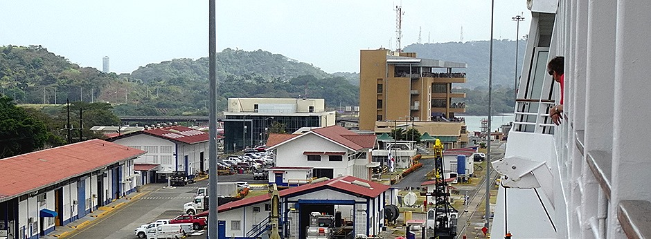46. Panama Canal
