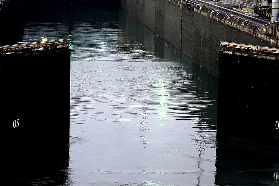 9. Panama Canal (RX10)
