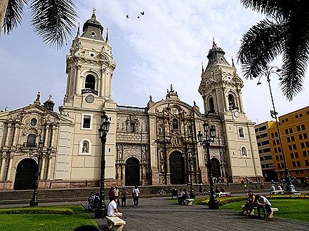 100. Lima, Peru (Day 1)