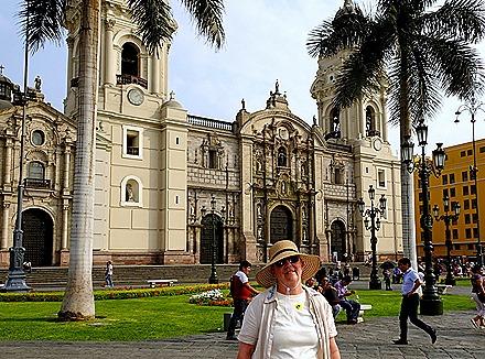 107. Lima, Peru (Day 1)