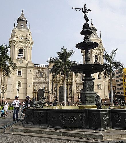 108. Lima, Peru (Day 1)