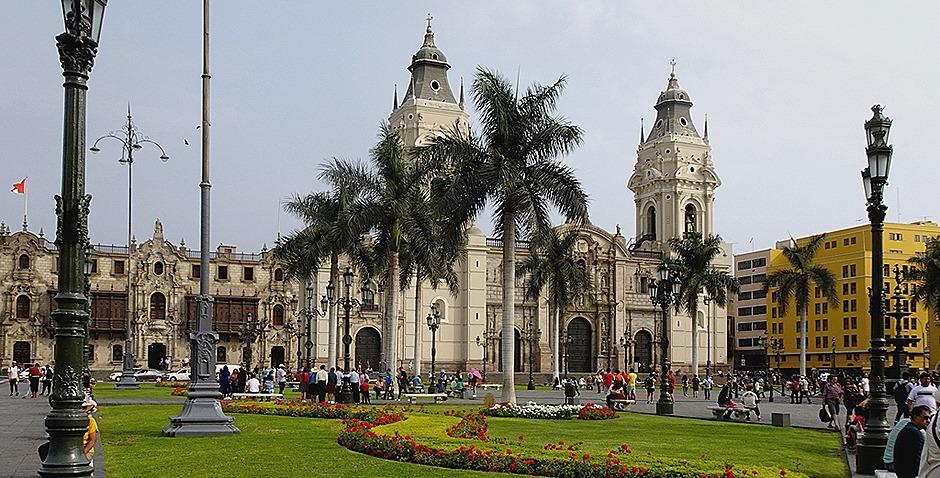 110. Lima, Peru (Day 1)