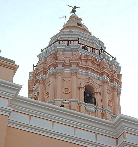 112. Lima, Peru (Day 1)