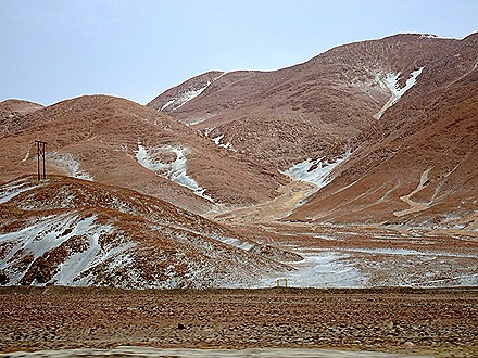 143. Matarani, Peru