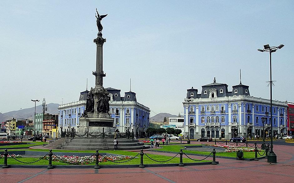 17. Lima, Peru (Day 1)