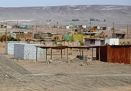 17. Matarani, Peru