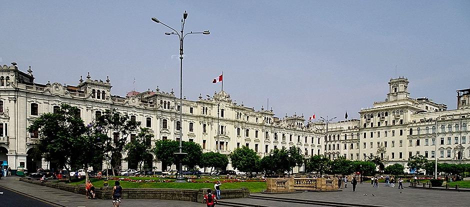 21. Lima, Peru (Day 1)