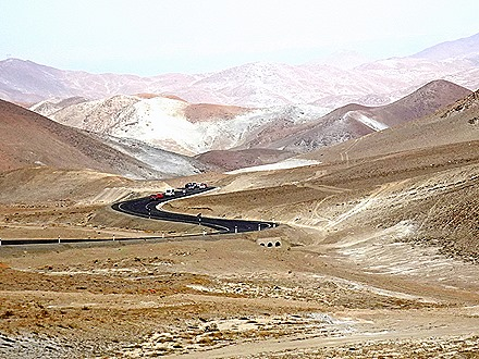 25. Matarani, Peru