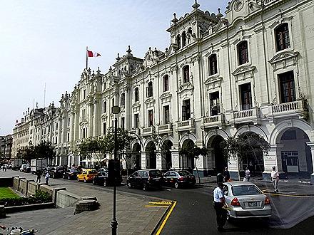 26. Lima, Peru (Day 1)