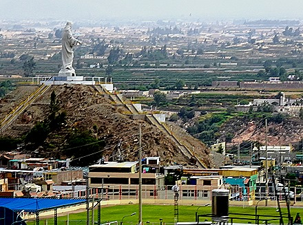 28. Matarani, Peru