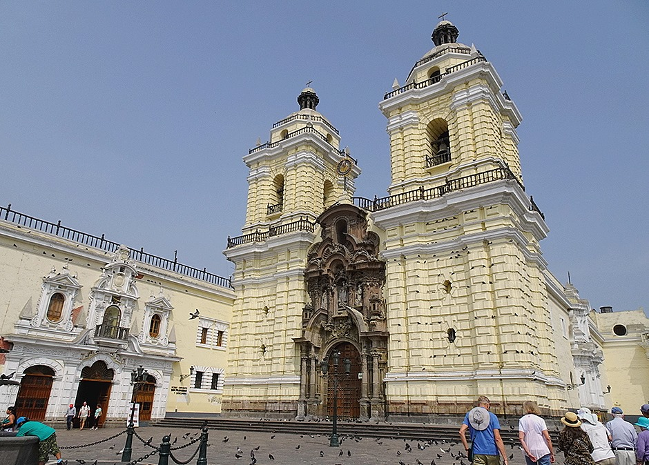 29. Lima, Peru (Day 1)