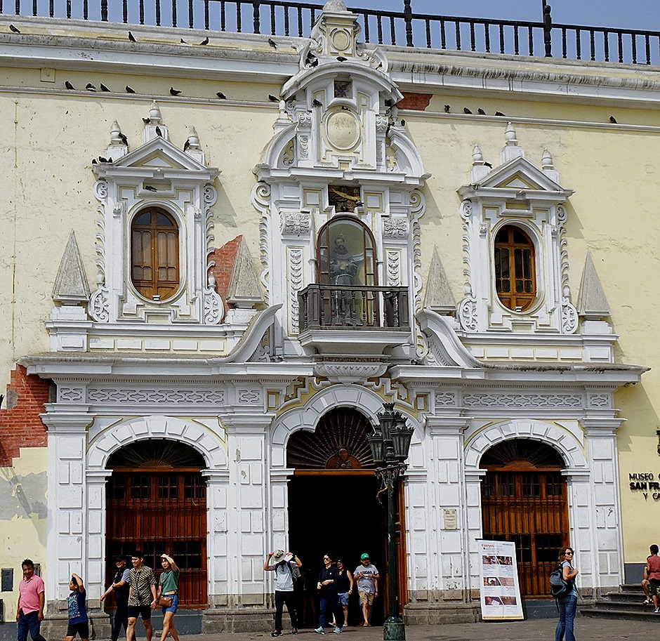 37. Lima, Peru (Day 1)