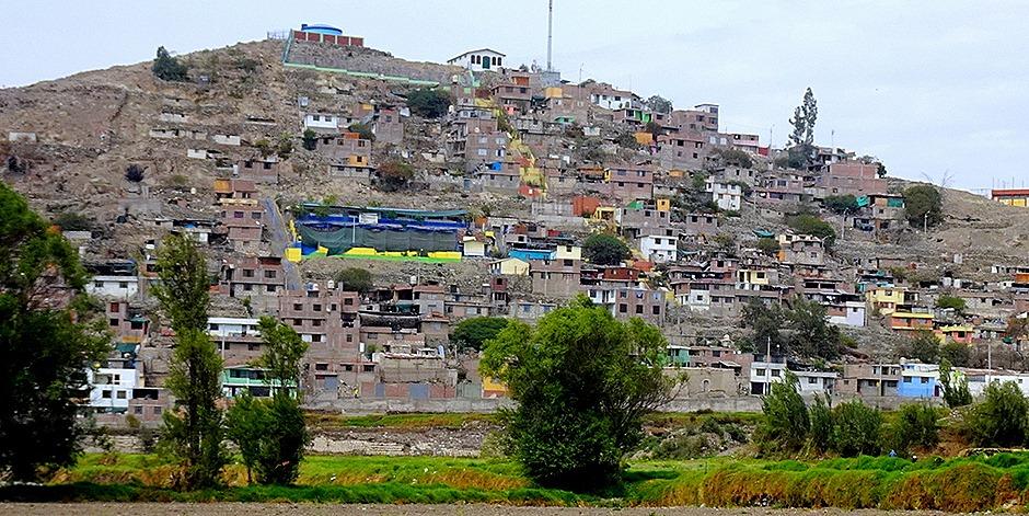 38. Matarani, Peru