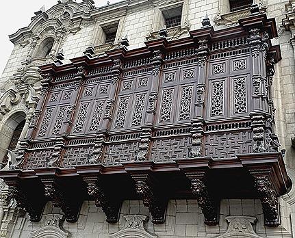 46. Lima, Peru (Day 1)
